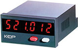 529KPulse Counters, Position Displays, Rate Meters, Time Meters and Combinations