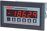 DRT (Dual Rate/Total) Two Separate Ratemeters and Totalizers with Combination Function