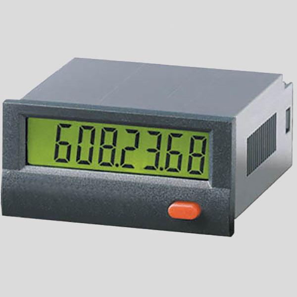 134K-135K LCD Time Meters